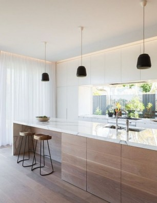 Adorable Kitchen Design Ideas That Inspire You Today24