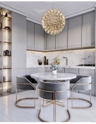 Adorable Kitchen Design Ideas That Inspire You Today34
