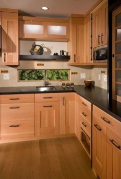 Affordable Kitchen Cabinet Design Ideas That Make Your Kitchen Looks Neat13