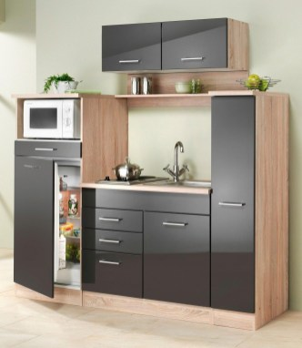Affordable Kitchen Cabinet Design Ideas That Make Your Kitchen Looks Neat18