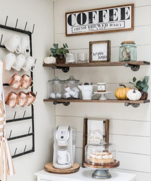 Best Home Coffee Bar Design Ideas You Must Have In Your House06