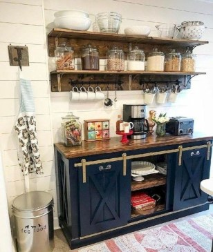 Best Home Coffee Bar Design Ideas You Must Have In Your House07