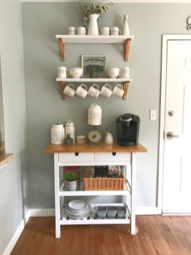 Best Home Coffee Bar Design Ideas You Must Have In Your House08