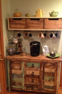 Best Home Coffee Bar Design Ideas You Must Have In Your House29