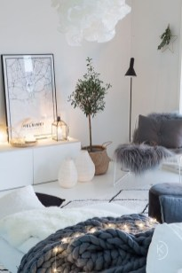 Gorgeous Winter Hygge Home Decorating Ideas To Try Asap01