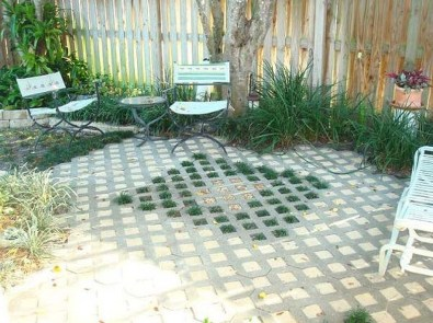 Latest Home Garden Design Ideas With Cinder Block To Try33
