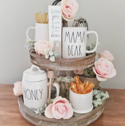Newest Rae Dunn Display Design Ideas To Make Beautiful Decor In Your Home02