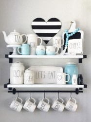 Newest Rae Dunn Display Design Ideas To Make Beautiful Decor In Your Home07