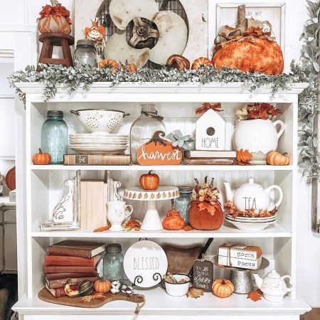 Newest Rae Dunn Display Design Ideas To Make Beautiful Decor In Your Home17