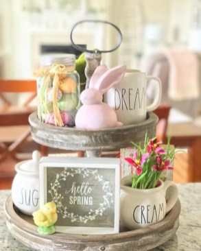 Newest Rae Dunn Display Design Ideas To Make Beautiful Decor In Your Home25