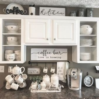 Newest Rae Dunn Display Design Ideas To Make Beautiful Decor In Your Home28