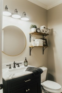 Trendy Farmhouse Bathroom Design Ideas To Try Right Now22