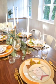 Amazing Thanksgiving Tablescapes Ideas For More Taste And Enjoyful04