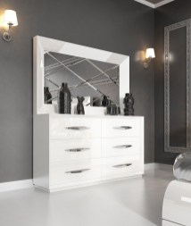 Attractive Bedroom Dressers Ideas With Mirrors To Try This Year11