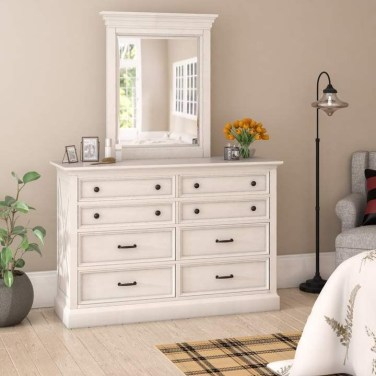 Attractive Bedroom Dressers Ideas With Mirrors To Try This Year22