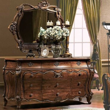 Attractive Bedroom Dressers Ideas With Mirrors To Try This Year24