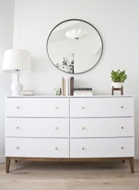 Attractive Bedroom Dressers Ideas With Mirrors To Try This Year30
