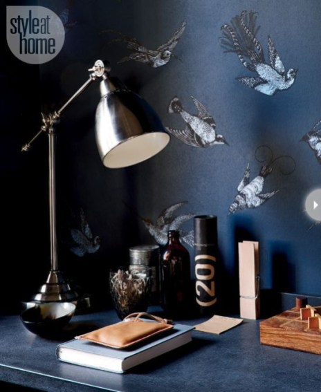 Attractive Study Room Designs And Decorative Ideas For Your Sons Little Surprise26