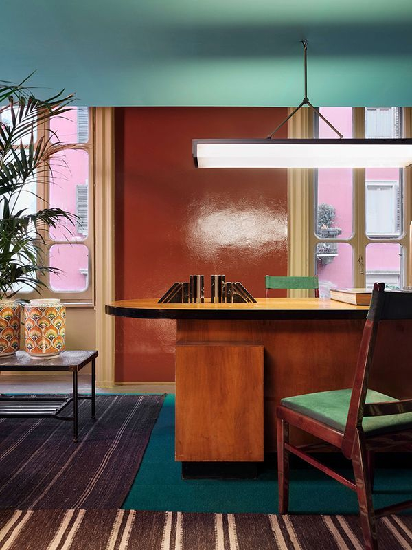 Attractive Study Room Designs And Decorative Ideas For Your Sons Little Surprise30