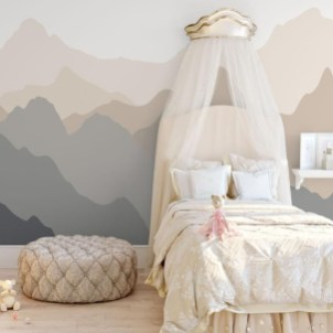 Awesome Kids Bedroom Wall Decorations Ideas That Will Make Fun Your Kids Room02