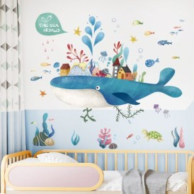 Awesome Kids Bedroom Wall Decorations Ideas That Will Make Fun Your Kids Room09