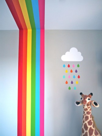 Awesome Kids Bedroom Wall Decorations Ideas That Will Make Fun Your Kids Room11