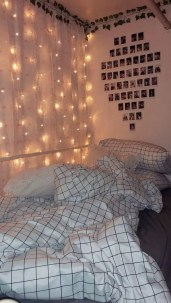 Best String Lights Ideas For Bedroom To Try Asap04