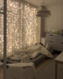 Best String Lights Ideas For Bedroom To Try Asap14