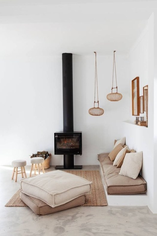 Chic Home Decor Ideas To Bring Calm Atmosphere Into Your Home28