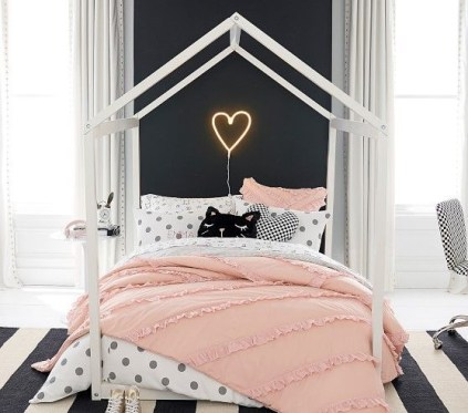 Chic Kids Bedding Sets And Decor Ideas For Cozy Kids Bedroom08