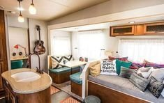 Cool Rv Living Design Ideas For Your Kids To Try Asap12