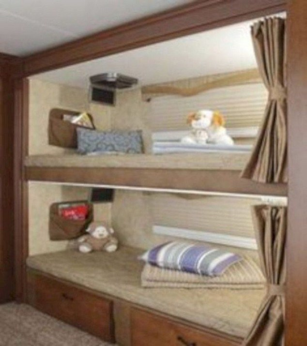 Cool Rv Living Design Ideas For Your Kids To Try Asap23