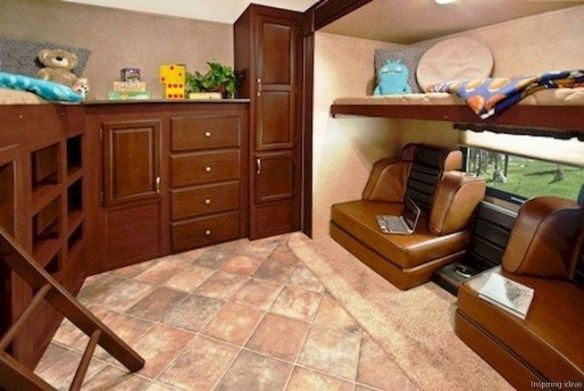 Cool Rv Living Design Ideas For Your Kids To Try Asap25