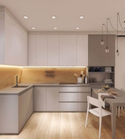 Fancy Kitchen Design Ideas That Will Make You Want To Have It20