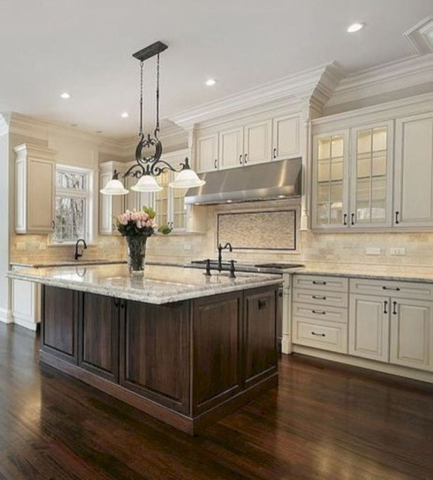 Fancy Kitchen Design Ideas That Will Make You Want To Have It27