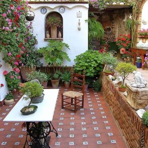Fantastic Primitive Gardens Design Ideas That You Have To Try13