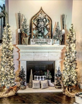 Hottest Farmhouse Christmas Decorations Ideas To Try Asap08