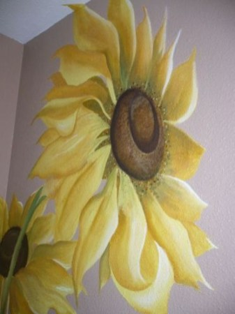 Latest Diy Sunflower Bedroom Decoration Ideas To Try Asap11