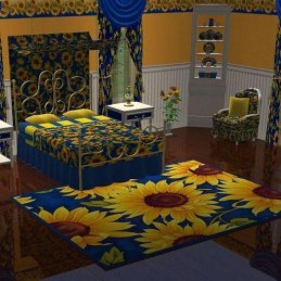 Latest Diy Sunflower Bedroom Decoration Ideas To Try Asap2