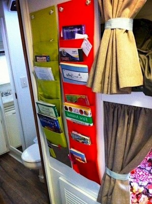 Modern Rv Living Organization Ideas That You Must Try Now23