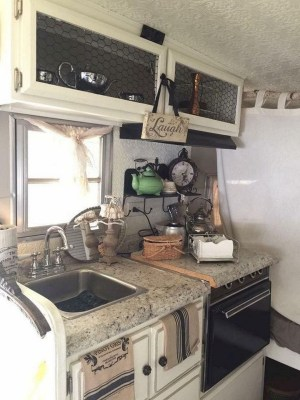 Modern Rv Living Organization Ideas That You Must Try Now24