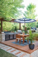 Newest Diy Outdoor Kitchen Designs Ideas On A Budget08