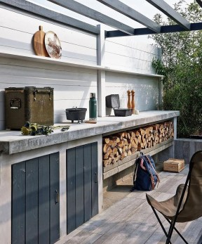 Newest Diy Outdoor Kitchen Designs Ideas On A Budget12
