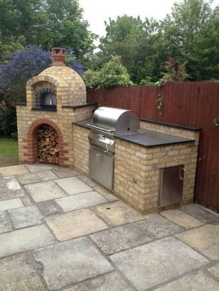 Newest Diy Outdoor Kitchen Designs Ideas On A Budget24