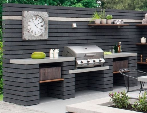 Newest Diy Outdoor Kitchen Designs Ideas On A Budget26