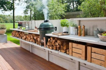 Newest Diy Outdoor Kitchen Designs Ideas On A Budget30