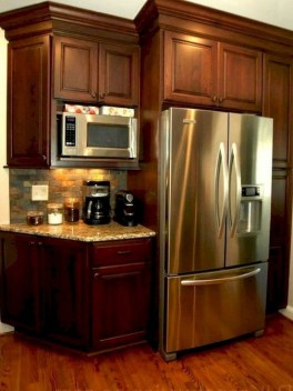 Popular Kitchen Cabinet Designs Ideas That You Need To Know24