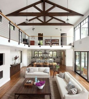Pretty Living Room Remodel Ideas To Try Asap20