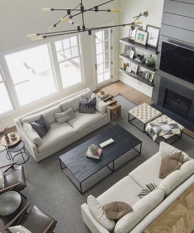 Pretty Living Room Remodel Ideas To Try Asap26