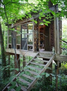 Rustic Diy Tree Houses Design Ideas For Your Kids And Family18
